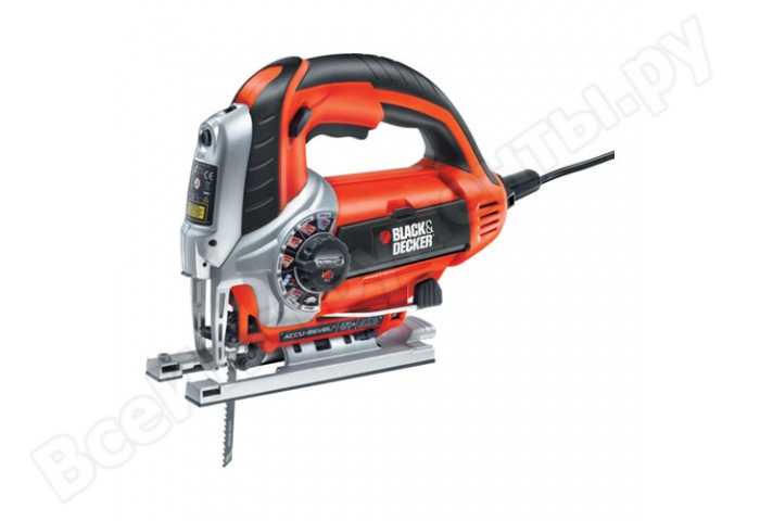 Лобзик BlackDecker KS 950 SLK